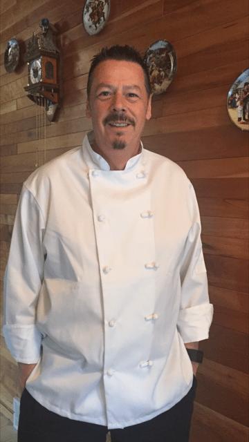 Sunset Bay Resort chef