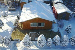 4 season resort cabins accommodations SK
