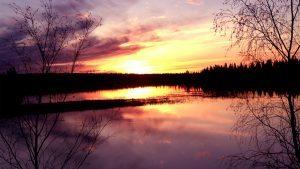 Sunset Bay Resort Emma Lake
