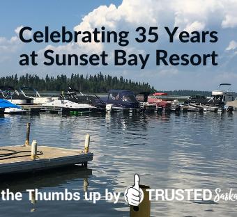 Sunset Bay Resort Anniversary